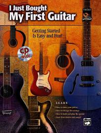 I Just Bought My First Guitar