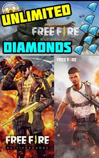 Garena Free Fire Unlimited Diamonds   Book