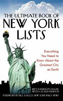 The Ultimate Book of New York Lists PDF