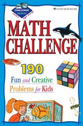 Math Challenge: Fun and Creative Problems for Kids, Level 2