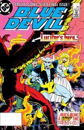 Blue Devil (1984-) #31
