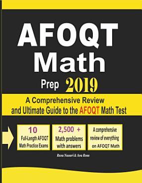 AFOQT Math Prep 2019 PDF
