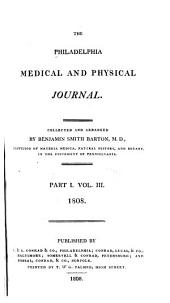 Barton's Medical Journal: Volume 3