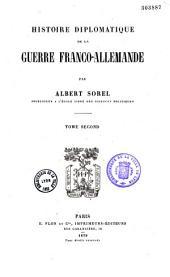 Histoire diplomatique de la guerre franco-allemande: Volume1