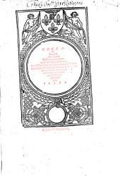 Decem librorum moralium Aristotelis tres conversiones