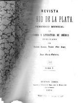 Revista del Rio de la Plata: periódico mensual de historia y literatura de América, Volumen 5