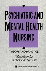 Psychiatric and Mental Health Nursing Book