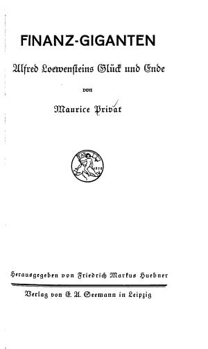 Finanz giganten PDF
