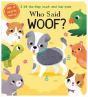 Who Said Woof
