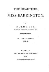 The Beautiful Miss Barrington