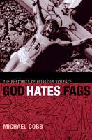 God Hates Fags PDF