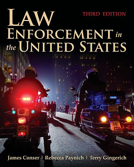 Law Enforcement in the United States PDF