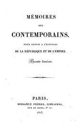 Manuscrit de mil huit cent quatorze: trouvé dans les voitures impériales prises à Waterloo, contenant l'histoire des six derniers mois du règne de Napoléon