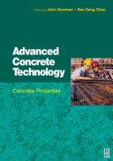 Advanced Concrete Technology 2