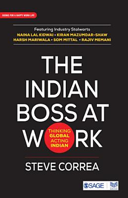 The Indian Boss at Work PDF