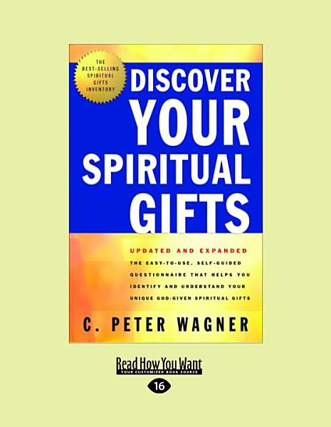 Discover Your Spiritual Gift And Use It