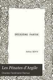 Les Pénates d'Argile: essai de littérature romande