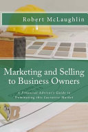 Marketing and Selling to Business Owners
