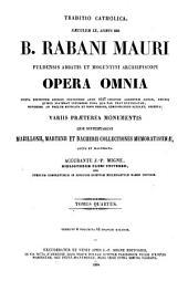 Patrologiae cursus completus ...: Series latina, Volume 110