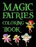 Magic Fairies Coloring Book PDF