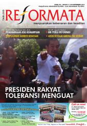 Tabloid Reformata Edisi 181 November 2014