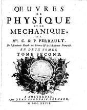 Oeuvres de physique et de mécanique: Volume2
