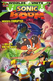 Sonic Boom #8