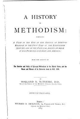 A History of Methodism PDF