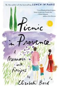 Picnic in Provence Book
