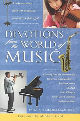 Devotions from the World of Music PDF