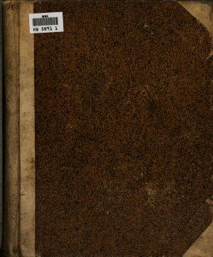 Alt Und Neues Testament In Eine Connexion Mit Der Jueden Und Benachbarten Voelcker Historie Gebracht