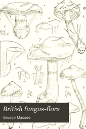British Fungus-flora: A Classified Text-book of Mycology, Volume 2