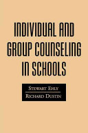 Individual And Group Counseling In Schools Book PDF