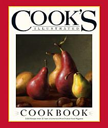 The Cook S Illustrated Cookbook Book PDF