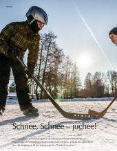 Schnee, Schnee, juchee!: ECHT Oberfranken - Ausgabe 44
