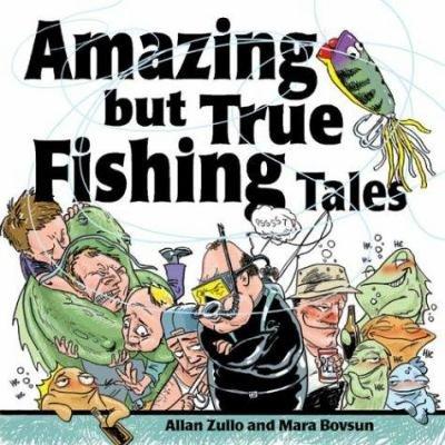 Amazing But True Fishing Tales PDF
