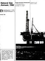 Natural gas annual PDF