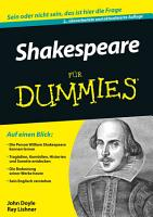 Shakespeare f  r Dummies PDF