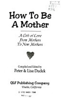 How to Be a Mother PDF