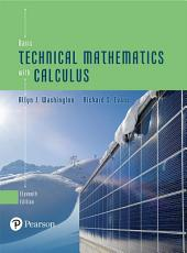 Basic Technical Mathematics with Calculus: Edition 11