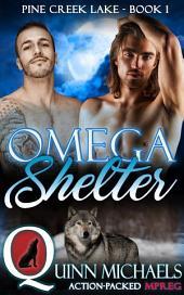 Omega Shelter: Omegaverse Shifter Omegaverse MM Romance (Mpreg Gay Romance)