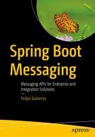 Spring Boot Messaging PDF