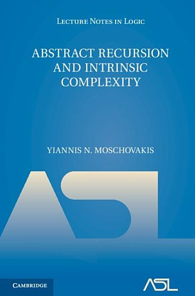 Download Abstract Recursion and Intrinsic Complexity Book