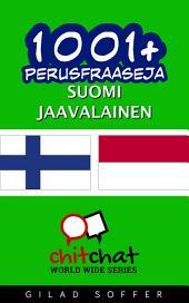 1001+ perusfraaseja suomi - jaavalainen