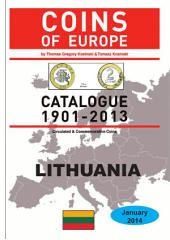 Coins of LITHUANIA 1901-2014: Coins of Europe Catalog 1901-2014