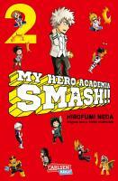 My Hero Academia Smash 2 PDF