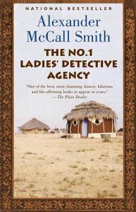 The No  1 Ladies  Detective Agency Book