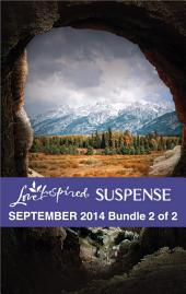 Love Inspired Suspense September 2014 - Bundle 2 of 2: Wilderness Target\Sunken Treasure\Rancher Under Fire