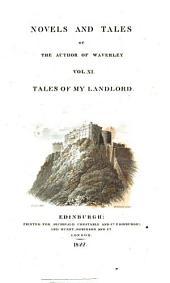 The Bride of Lammermoor; Tales of my landlord, third series