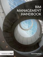 The BIM Management Handbook PDF